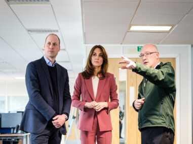 Gala - Photos - Ce clin d'oeil adressé par Kate Middleton à Meghan Markle dans l'une de ses tenus