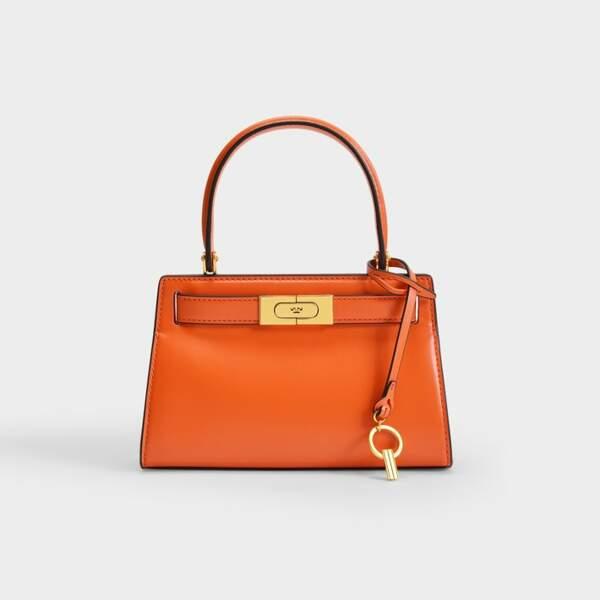 TORY BURCH - Mini sac orange, 495€