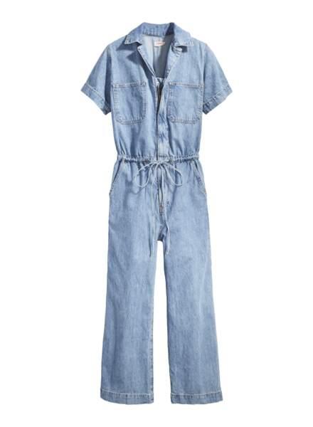 Combinaison en jean, 119€, Levi's
