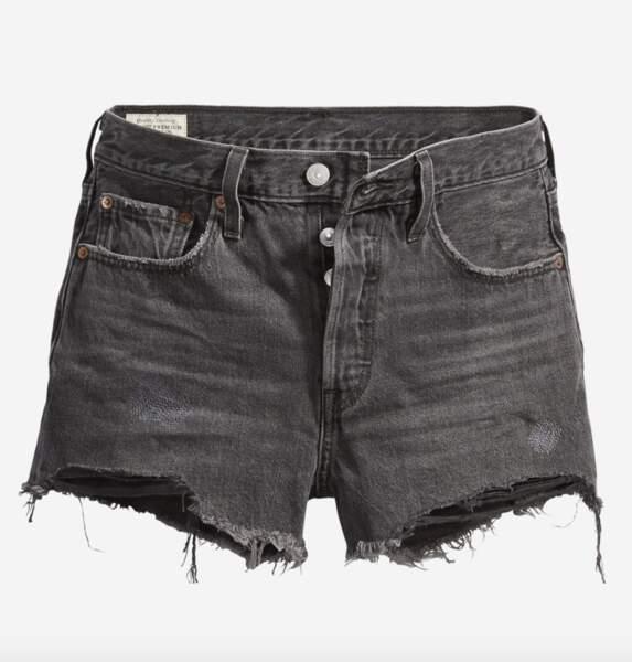 Short en jean, 55 €, Levi's