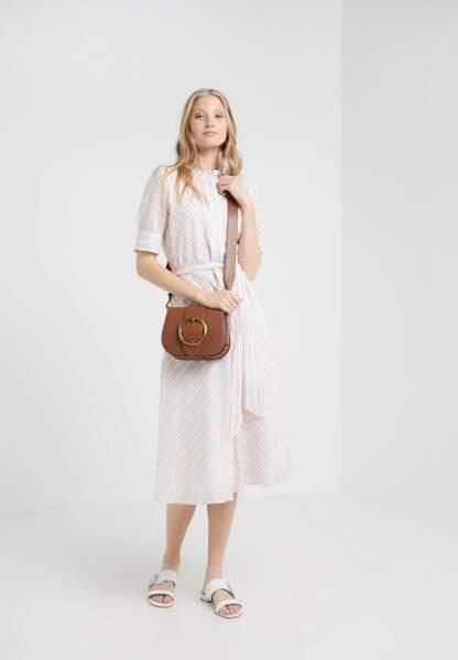 POLO RALPH LAUREN - Petit sac bandoulière à boucle, 300€