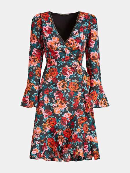 Robe imprimée, 59,99€, Guess