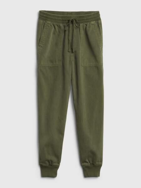 Pantalon de jogging, 54,95 € Gap.