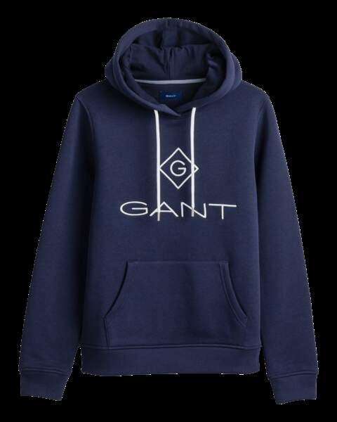 Sweat à capuche, 99 € Gant.