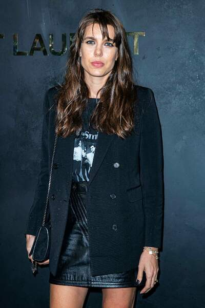 On s'inspire : l'intemporel blazer comme Charlotte Casiraghi