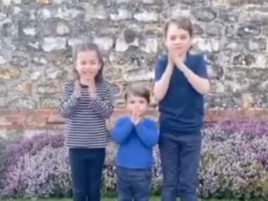 PHOTOS - Kate Middleton et William habillent leurs enfants comme eux