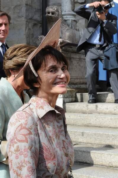 Décès de la princesse Maria-Teresa de Bourbon Parme le 26 mars 2020 des suites du coronavirus