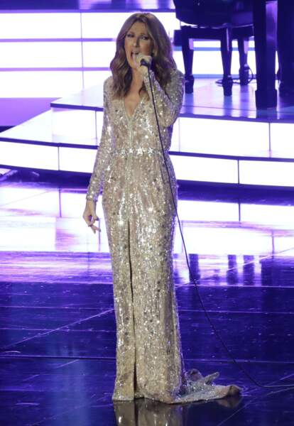 Céline Dion : en conférence pour son retour à Las Vegas en août 2015