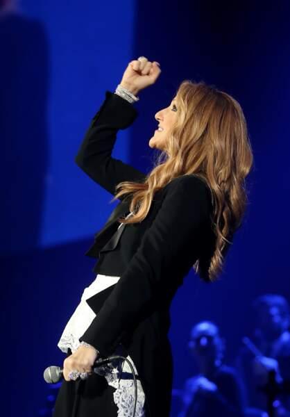 Céline Dion : en concert à Paris en juin 2016
