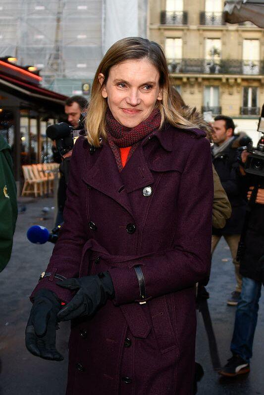 Agnès Pannier-Runacher, secrétaire d'Etat auprès du ministre de l'Economie et des Finances, à Paris le 31 décembre 2019.