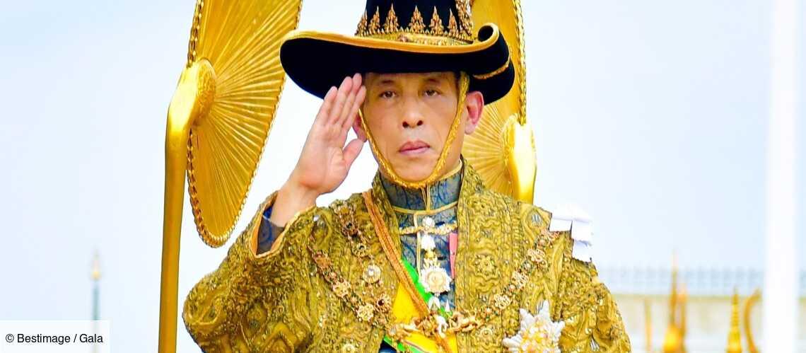 Confinement royal : le roi de Thaïlande s'enferme avec un harem de vingt concubines et crée la polémique - Gala
