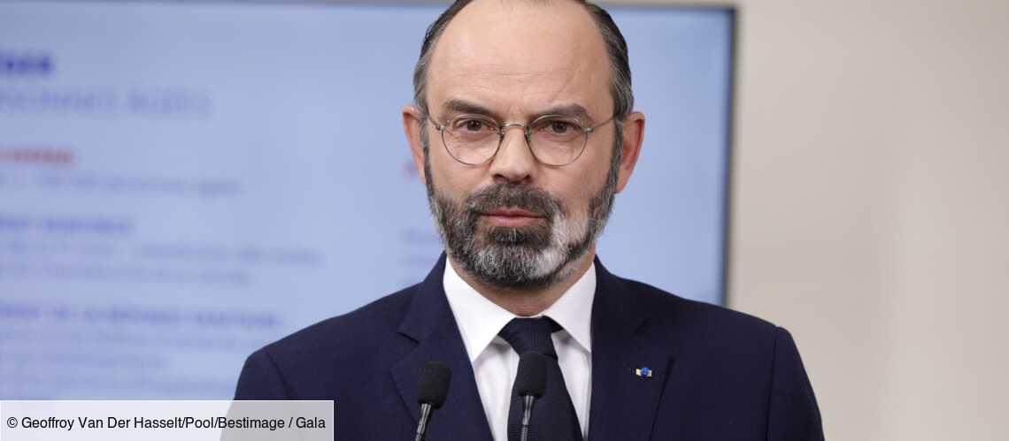 Édouard Philippe, envoyé au front par Emmanuel Macron, vaillant : cette phrase qui en dit long - Gala