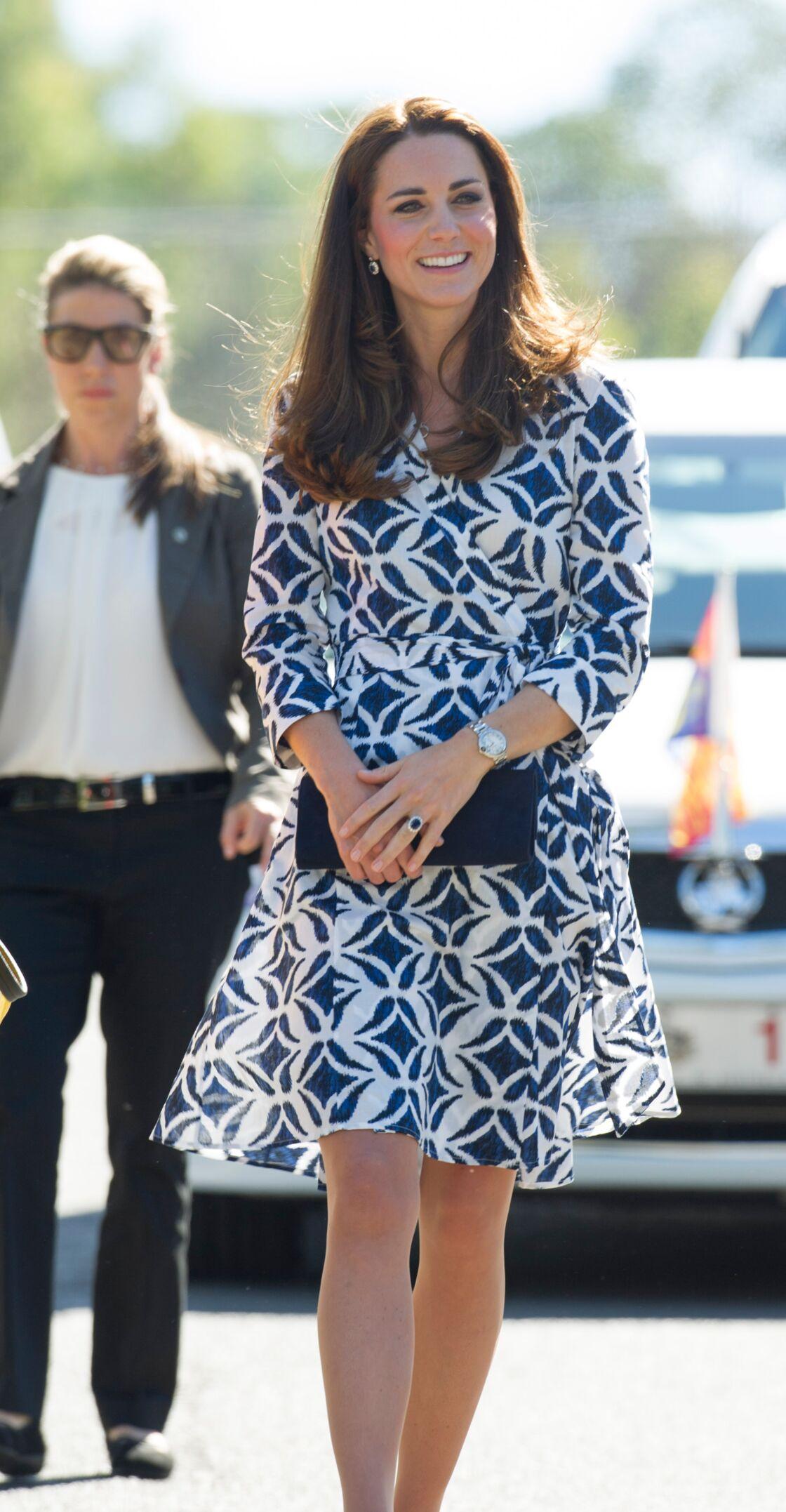 Kate Middleton au début de son mariage avec le prince William