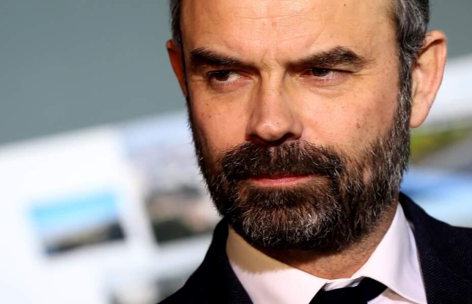 Première apparition d'un trou dans la barbe le 1er février 2019, à Bordeaux