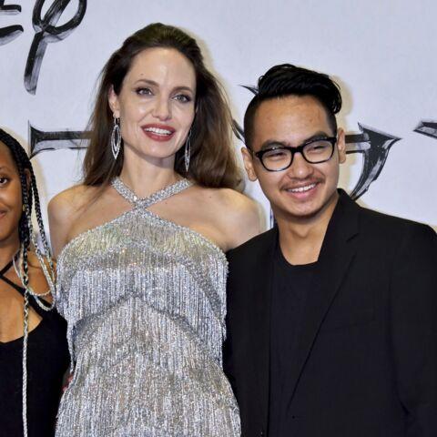 Angelina Jolie donne des nouvelles de son fils Maddox, étudiant en Corée du Sud
