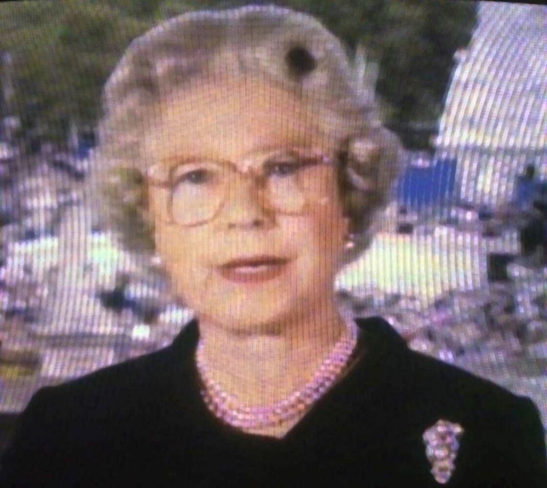 Discours de la reine Elizabeth suite à la mort de Lady Diana, le 5 septembre 1997.