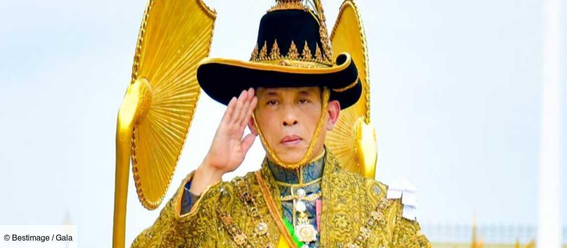 L'exubérant roi de Thaïlande : il avait élevé son caniche au rang de maréchal - Gala