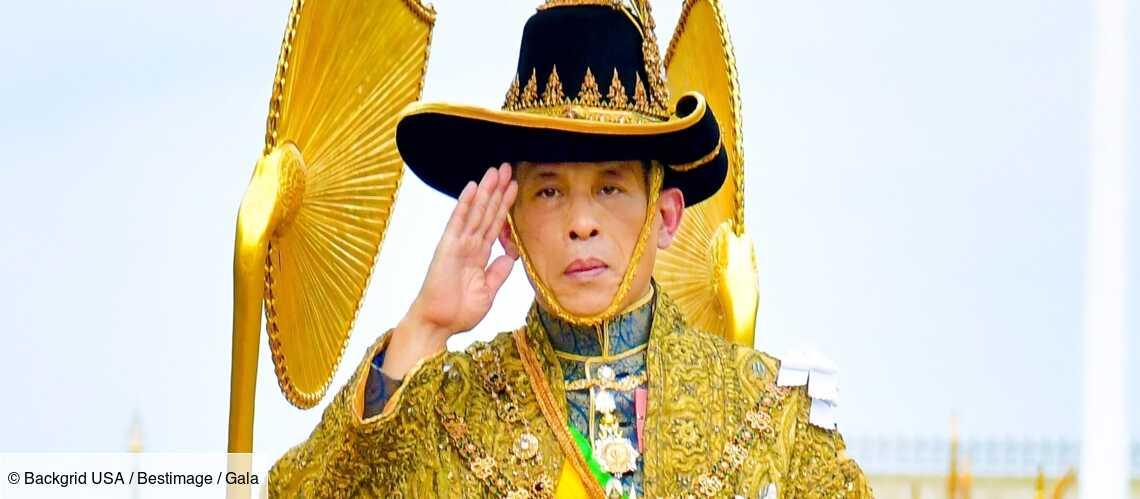 Le roi de Thaïlande en Allemagne : ses manoeuvres folles aux commandes de son Boeing - Gala
