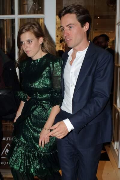 La princesse et son fiancé Edoardo Mapelli Mozzi devaient s'unir le 29 mai 2020 mais l'épidémie de coronavirus a bouleversé leurs plans.