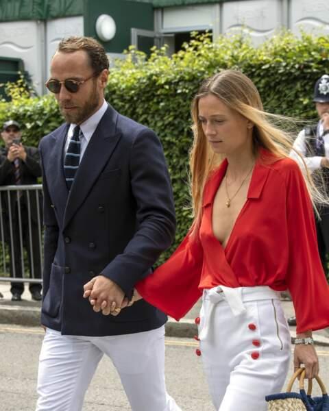 Pour se marier aux côtés de leurs proches, James Middleton et Alizee Thevenet doivent repousser leur union.