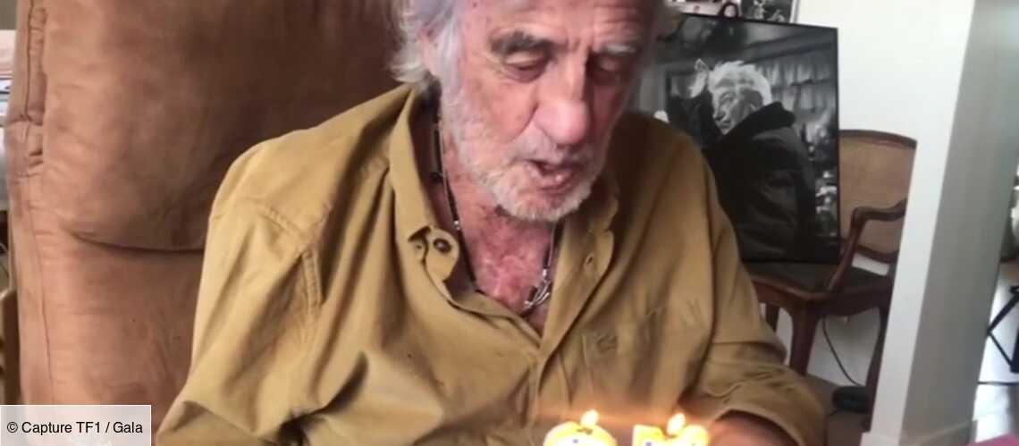 Jean-Paul Belmondo, 87 ans aujourd'hui, soutient les soignants en pleine crise de coronavirus - Gala