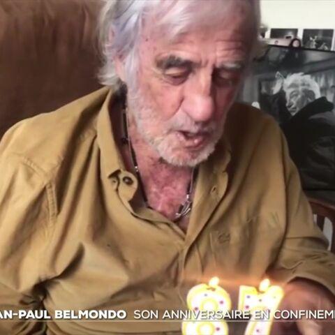 Jean-Paul Belmondo, 87 ans, soutient les soignants en pleine crise de coronavirus