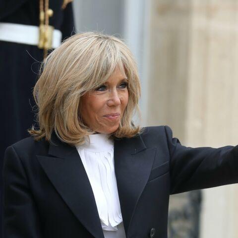 PHOTOS- Brigitte Macron fête ses 67 ans: son look toujours impeccable