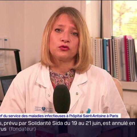 Karine Lacombe menacée: l'infectiologue quitte les réseaux sociaux