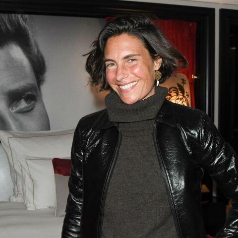 Alessandra Sublet, confinée depuis un mois avec son ex, ironise