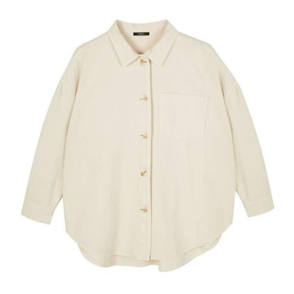 Chemise Avec Poche, 45€99, Parfois.com
