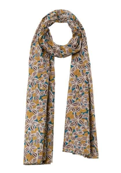 Chèche en coton, 9,90€, U Collection.