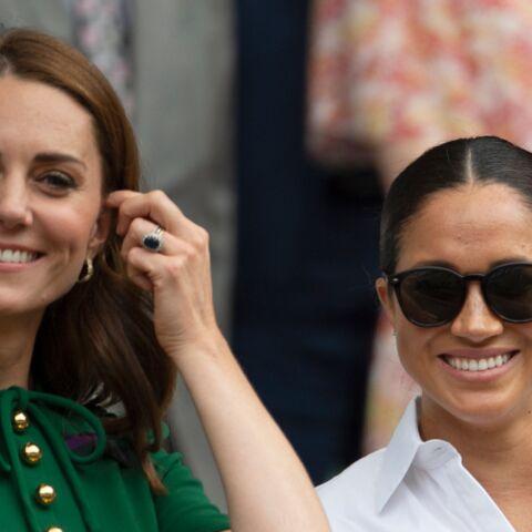 Kate Middleton s'invite sur le terrain de Meghan Markle: elle prête elle aussi sa voix à un film