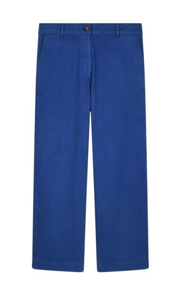 Pantalon en Lyocell, 79,95 €, Burton of London.