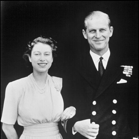 PHOTOS – Elizabeth II et Philip: leur incroyable coup de foudre