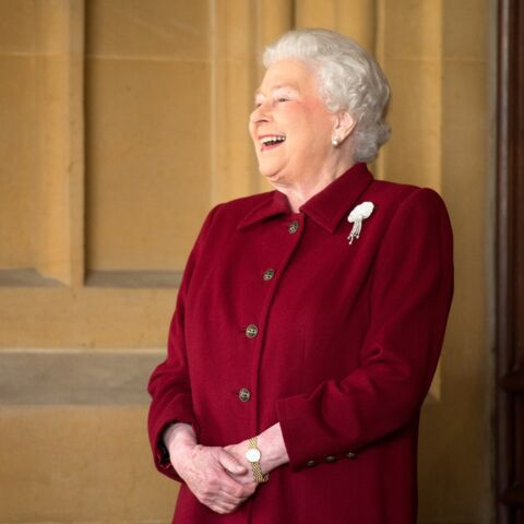 PHOTOS – Elizabeth II en famille, la reine comme vous n'avez pas l'habitude de la voir