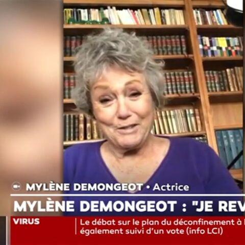 «Vous devenez un légume»: Mylène Demongeot, 84 ans, se rétablit difficilement du coronavirus