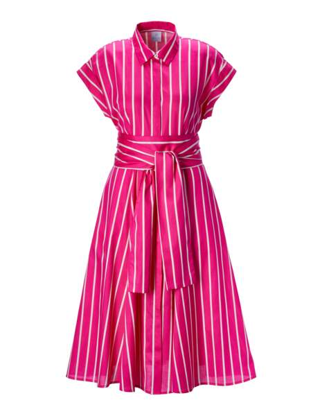 Robe pur coton, 219€, Madeleine