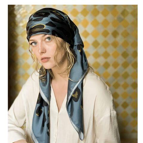 PHOTOS- Craquez pour les 20 foulards les plus stylés de la saison!