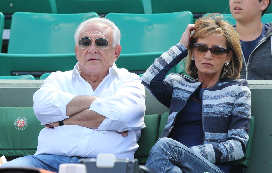Dominique Strauss Kahn peut compter sur le soutien sans faille de Myriam L'Aouffir