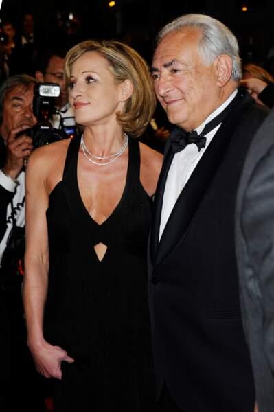 Quelques mois après avoir divorcé d'Anne Sinclair, Dominique Strauss Kahn rencontrait Myriam L'Aouffir