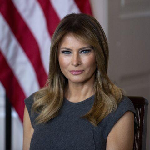 PHOTOS – Melania Trump a 50 ans, découvrez son évolution physique