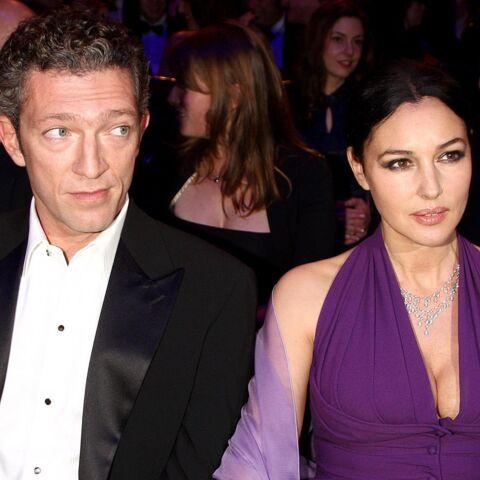 Monica Bellucci et son ex Vincent Cassel réunis pour leurs filles