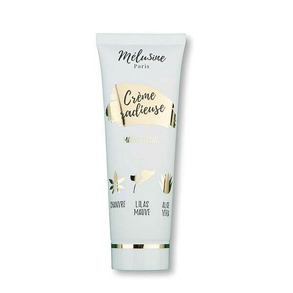 Crème Chanvre Radieuse, Mélusine, 20,90 €, melusinecosmetics.com