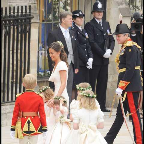 Mariage de Kate Middleton et William: cette folle rumeur sur la robe de Pippa qui l'a bien amusée