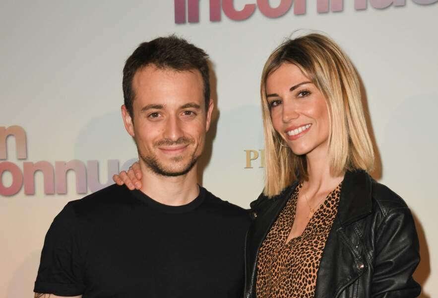 Alexandra Rosenfeld et Hugo Clément