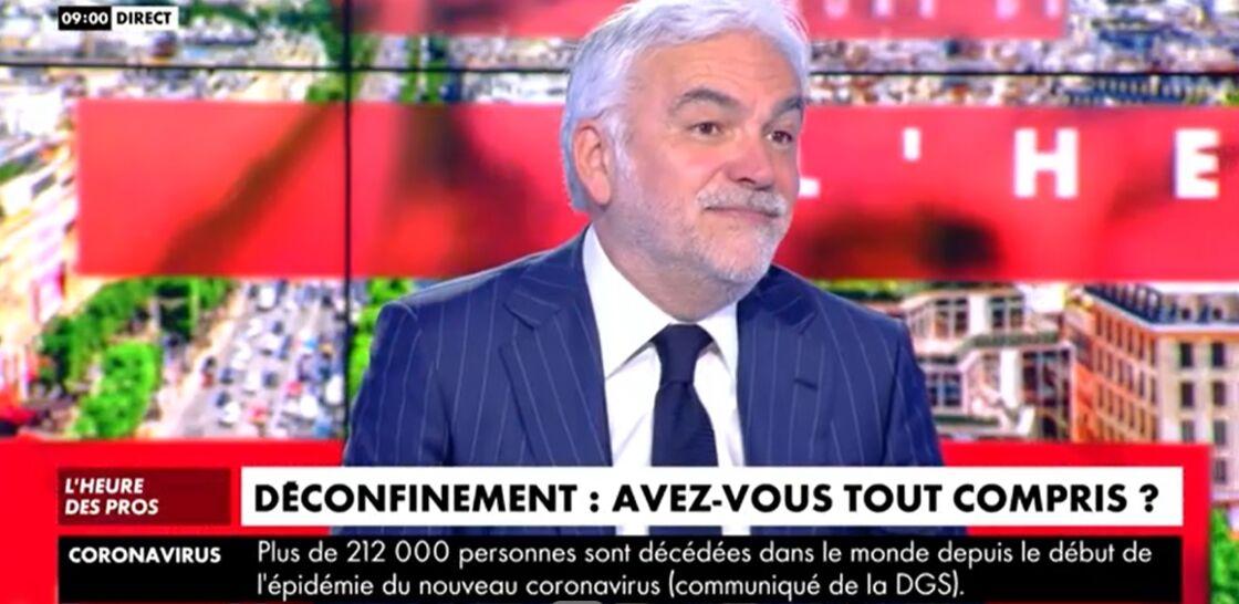Pascal Praud se paye Edouard Philippe dans