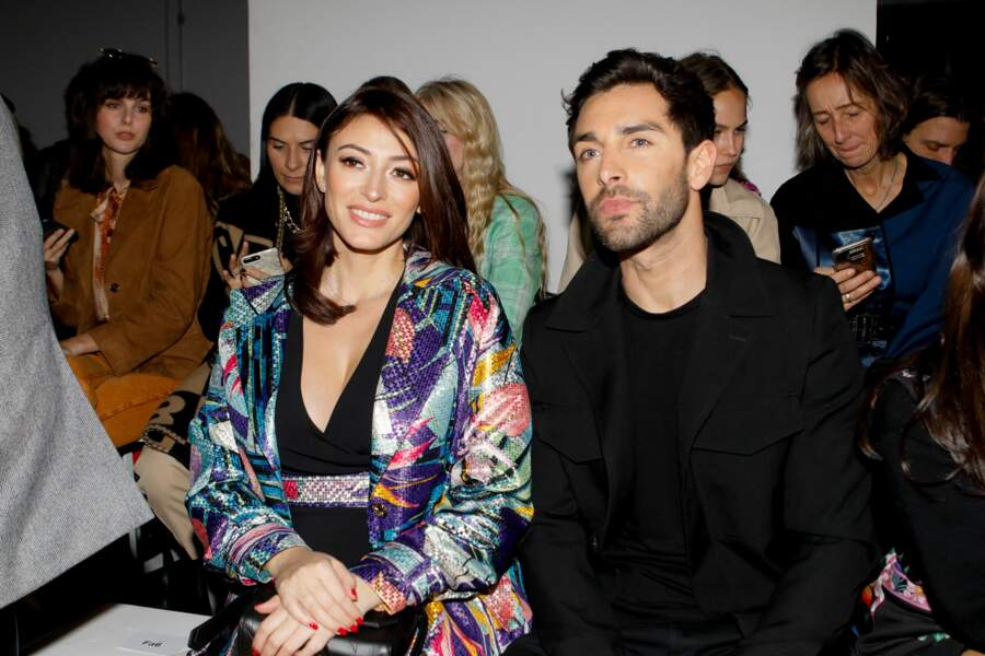 Rachel Legrain-Trapani et Valentin Léonard