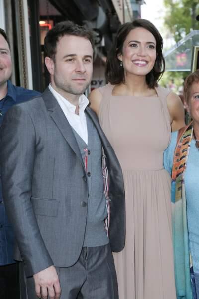 Mandy Moore (Rebecca Pearson) s'est mariée avec le guitariste Taylor Goldsmith en 2018 après plus de deux ans de relation