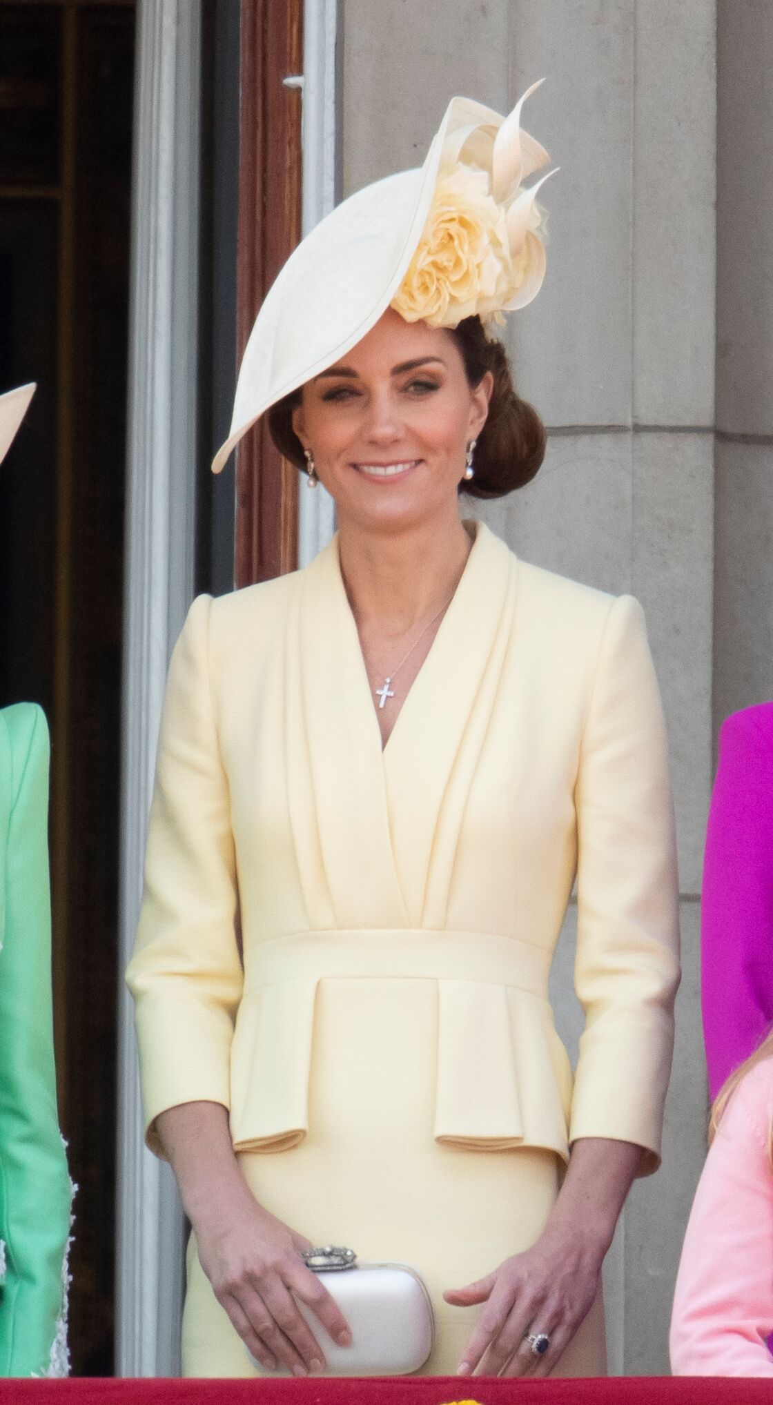 Kate Middleton porte la nuance de jaune pale parfaite pour l'été 2020