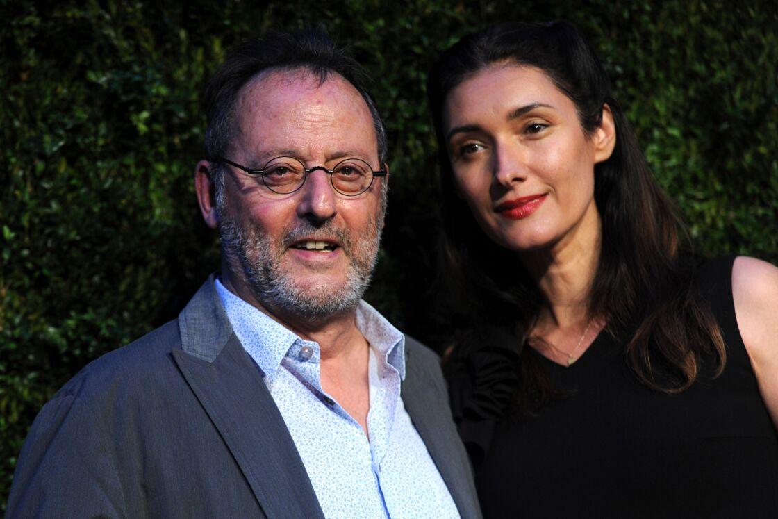 Jean Reno et sa femme Zofia Borucka en 2016